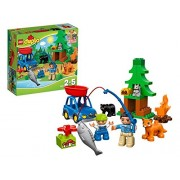 Lego Duplo Forest Fishing Trip