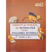 Exercitii si probleme de matematica clasa 2 pentru evaluarea nationala - Alina Radu