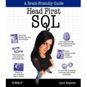 Head First SQL by Lynn Beighley