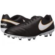 Nike Tiempo Genio II Leather FG BlackWhite