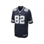 NikeNFL Dallas Cowboys (Jason Witten) Men's American Football Away Game Jersey