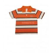 Carters - Tricou baieti Polo Orange