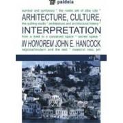 Arhitecture Culture Interpretation