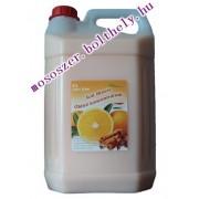 Soft Breeze öblítő 5 liter koncentrátum barackvirág színü