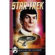 Star Trek Comics Classics: Death Before Dishonour by Peter David