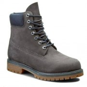Timberland Trapery TIMBERLAND - 6 In Premium Boot A17QF Gry