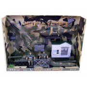 Vojni set - Military base HO HENG