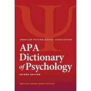 APA Dictionary of Psychology by American Psychological Association