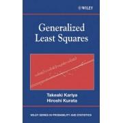 Generalized Least Squares by Takeaki Kariya