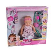 Boneca Baby Luni Médico - Diver Toys
