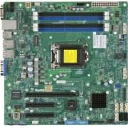 SERVER MB C224 S1150 MATX/MBD-X10SLM-F-O SUPERMICRO