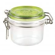 Bormioli Rocco Fido Trans csatos befőttes üveg 0,125 literes zöld - 119021