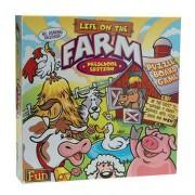 Preschool Version of Life on the Farm Game - White