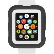 Griffin Survivor Watch Case - хибриден кейс с най-висока степен на защита за Apple Watch 38 mm (бял)