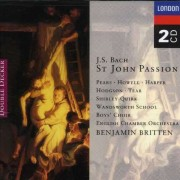 J.S. Bach - St. John Passion (0028944385922) (2 CD)
