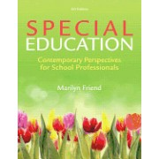 Special Education: Contemporary Perspectives for School Professionals with Enhanced Pearson Etext, Loose-Leaf Version with Video Analysis