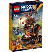 LEGO Masina de asediu a generalului Magmar 70321