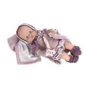 Nenuco - Boutique bebé-vestido, morado (Famosa 700013107)