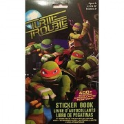Teenage Mutant Ninja Turtles - Turtle Trouble Sticker Book. 400+ Stickers!