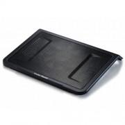 """Chladič NTB Coolermaster NotePal L1 pre notebooky 12-17"""" čierny, 16cm ventilátor"""