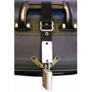 Esquire Anti-Theft Luggage Zipper Strap, Retail