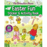 The Berenstain Bears Easter Fun Sticker and Activity Book
