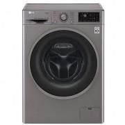 Lavadora LG F4J6TY8S 1.400RPM Inox 8Kg A+++ Vapor