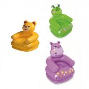 Scaun gonflabil Intex pentru copii