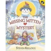 The Missing Mitten Mystery by Steven Kellogg
