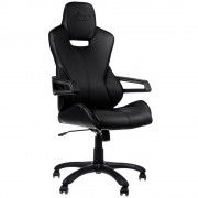 Nitro Concepts E200 Race Gaming Chair Black NC-E200R-B