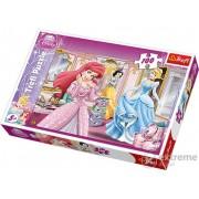 "Puzzle Trefl ""Princesses wardrobe"" 100 buc."