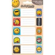 Smileys Paquet De Stickers - Expression, 10 Stickers