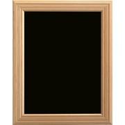 Tabla pentru creta, rama din lemn, 80 x 100cm, SECURIT Universal