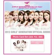 2013 WORLD TOUR Girls - GIRLS & PEACE] Seoul concert venue goods OFFICIAL GOODS photo card set [amount-limited product] (japan import)
