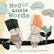 Magic Little Words by Angele Delaunois