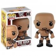 WWE Wrestling POP! Vinyl Figure The Rock 10 cm