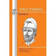 History of the Peloponnesian War: Bk. 2 by Thucydides