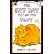 Fat Cat Sat on the Mat by Nurit Karlin