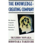 The Knowledge-Creating Company by Ikujiro Nonaka