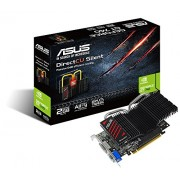 ASUS Scheda Grafica GeForce GT740-DCSL-2GD3 PCI-E 3.0( 90YV06I3-M0NA00) , 2GB DDR3