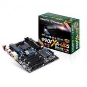 Carte mre ATX GA-990FXA-UD5 Socket AM3+ AMD 990FX - SATA 6 Gbps - USB 3.0 - 5x PCI-Express 2.0 16x