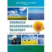 """Energiile regenerabile – Incotro? Intre """"mit"""" si realitatile post-criza din Europa si Romania"""