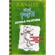 Jurnalul unui pusti vol. 3 Ultima picatura - Jeff Kinney