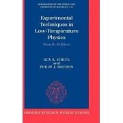 Experimental Techniques in Low-Temperature Physics by Guy K. White