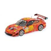 Minichamps 400096975 - 1:43 2009 Porsche 911 GT3 RSR O'Young/Hesnault/Kralev, Le Mans