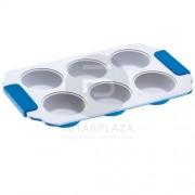 Muffin tepsi kék PH-15383