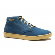 Five Ten Dirtbag Mid Shoes Unisex rich blue/khaki 42 Bike Schuhe