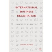 International Business Negotiation by Barry Maude