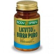 Body spring lievito 250 compresse