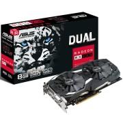 Asus Radeon RX 580 Dual 8192MB GDDR5 PCI-Express Graphics Card 90YV0AQ1-M0NA00